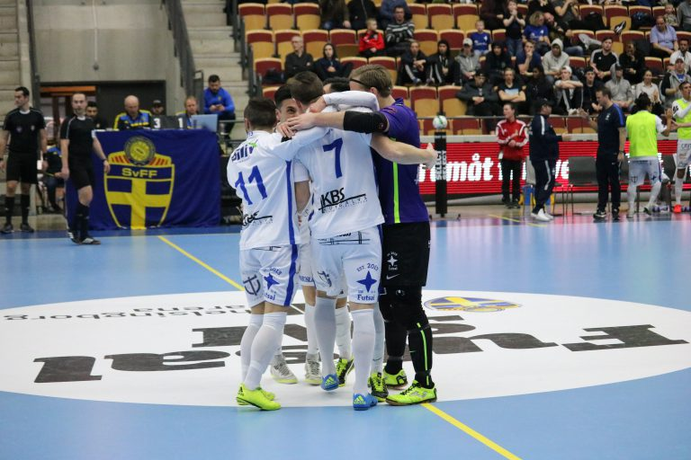 IFK Uddevalla Futsal bäst i Sverige – Bagger hattrickhjälte