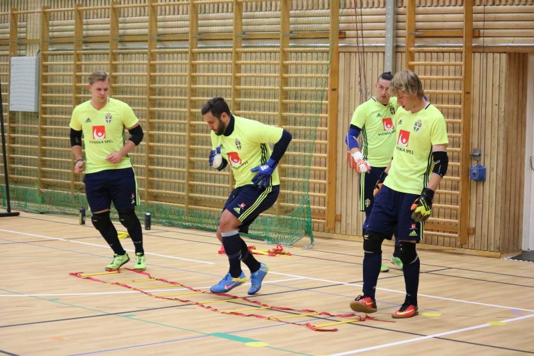 Göteborgs FF håller kurs för målvaktstränare i futsal