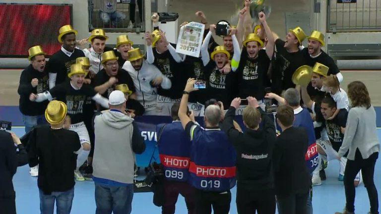 TV: Återupplev IFK Uddevalla Futsals SM-guld