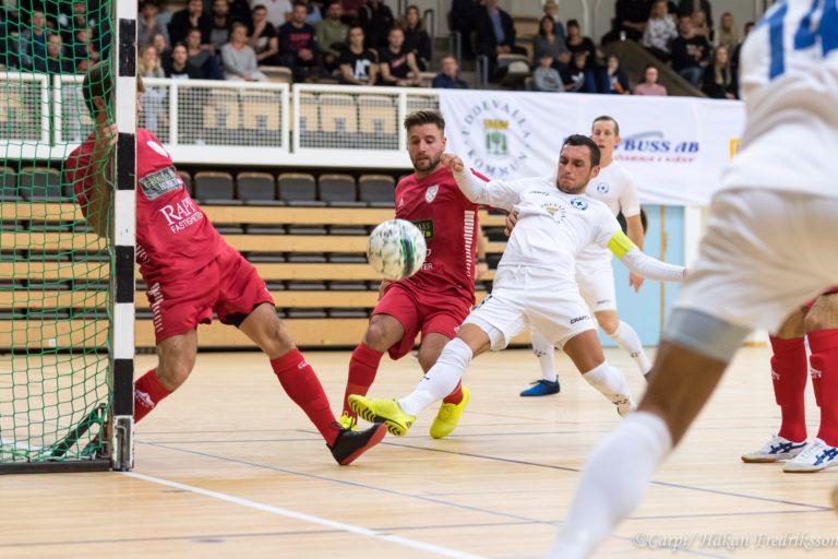 IFK Uddevalla Futsal vann i hemmapremiären