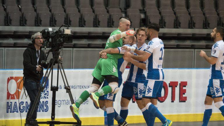 Solberg glänste i Göteborgsderbyt – Blåvitt närmar sig slutspelsplats