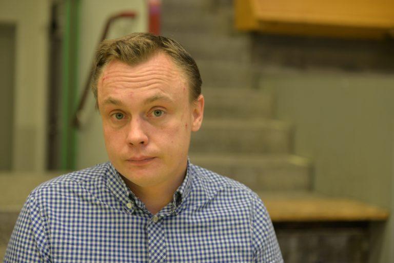 """Bergqvist: """"Vi kommer inte upp i standard"""""""