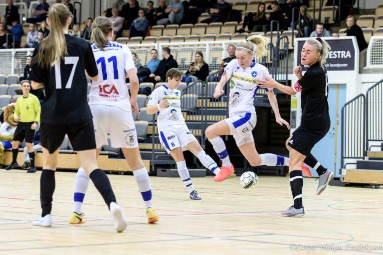 IFK Uddevalla presenterar trio