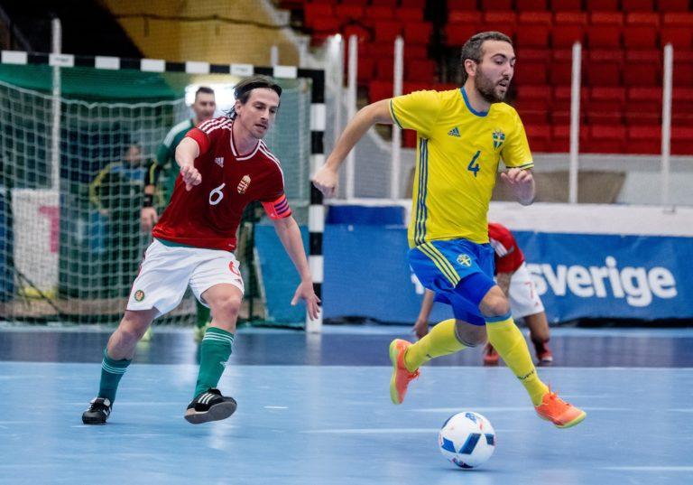 TV: Sverige tar första segern för säsongen