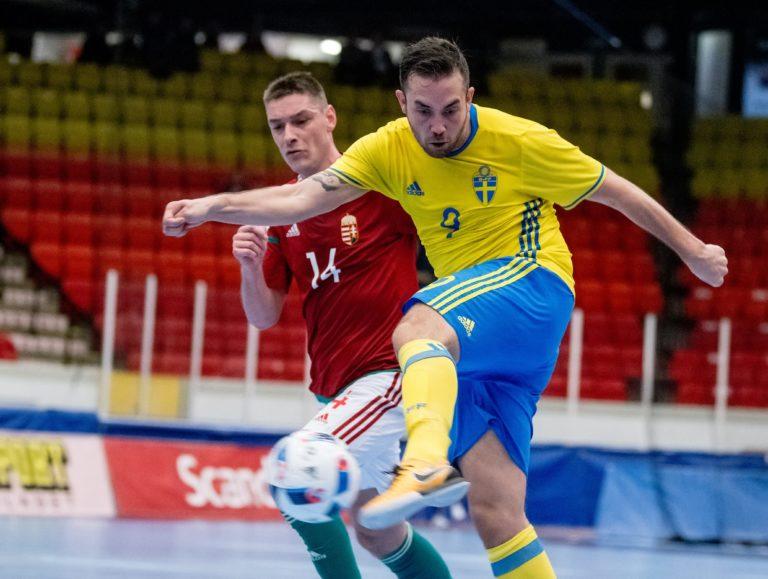 KLART: VM-kvalet spelas i Alingsås