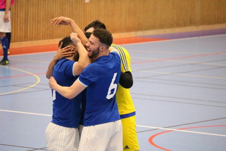 Nacka Juniors tog säsongens första seger – borta mot ÖSK