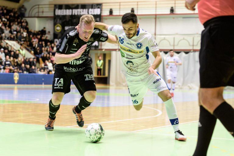 KLART: Eurosport sänder tio SFL-matcher
