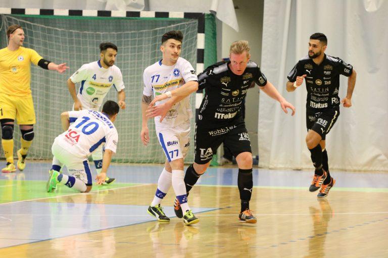 IFK Uddevalla vände och vann i bronsmatchen mot ÖFC