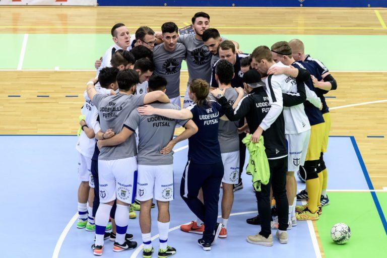 IFK Uddevalla Futsal prisades på den lokala idrottsgalan