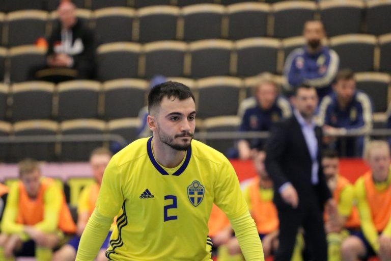 Truppen mot Nederländerna – åtta spelare från IFK Uddevalla