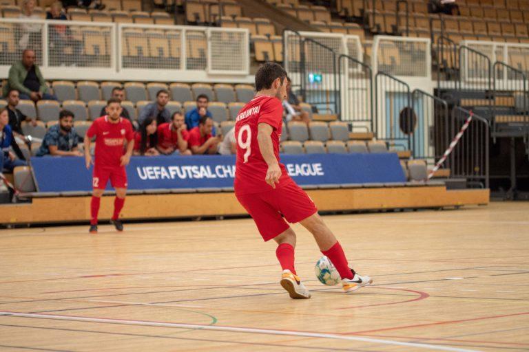 Leo Futsal tog ny seger i Uddevallas kvalgrupp