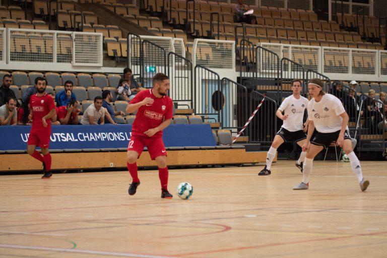 En halvlek räckte för Leo Futsal – storseger i premiären