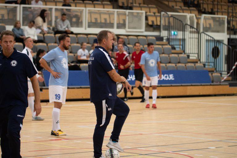 """Alfredsson hintar om fortsättning: """"Cypern är fint"""""""