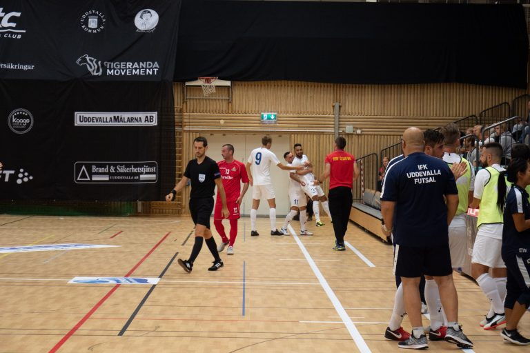 IFK Uddevalla vann premiären – hattrick av Al Mouti