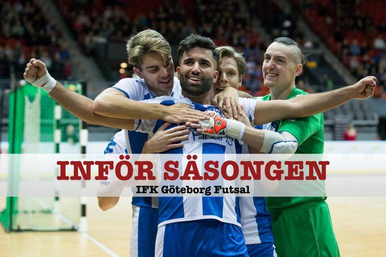 """INFÖR SÄSONGEN: IFK GÖTEBORG: """"Guld är en rimlig målsättning"""""""