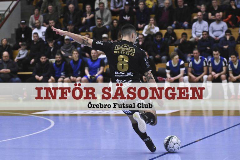 INFÖR SÄSONGEN: ÖFC laddar om efter finalfiaskot