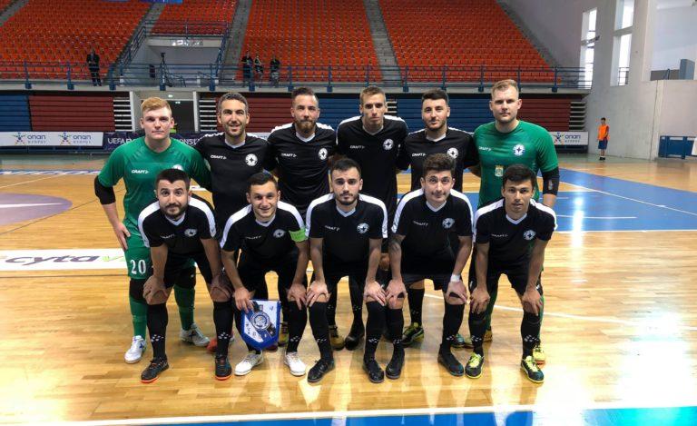 Höjdpunkter: Så var IFK Uddevalla–Pescara