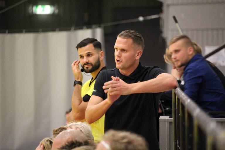 """Augustin med 100 matcher som SFL-tränare: """"Många roliga minnen"""""""