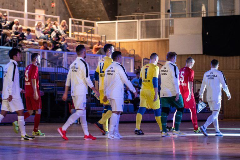 Trots spelartappen – IFK Uddevalla ansöker om nytt CL-arrangemang
