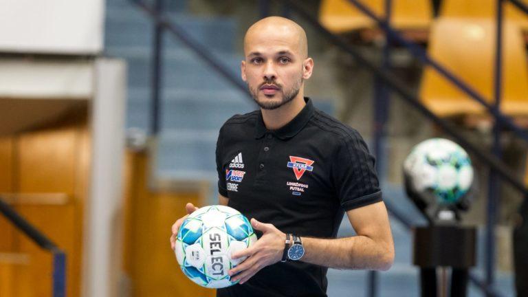 Kim Gama lämnar Linköping
