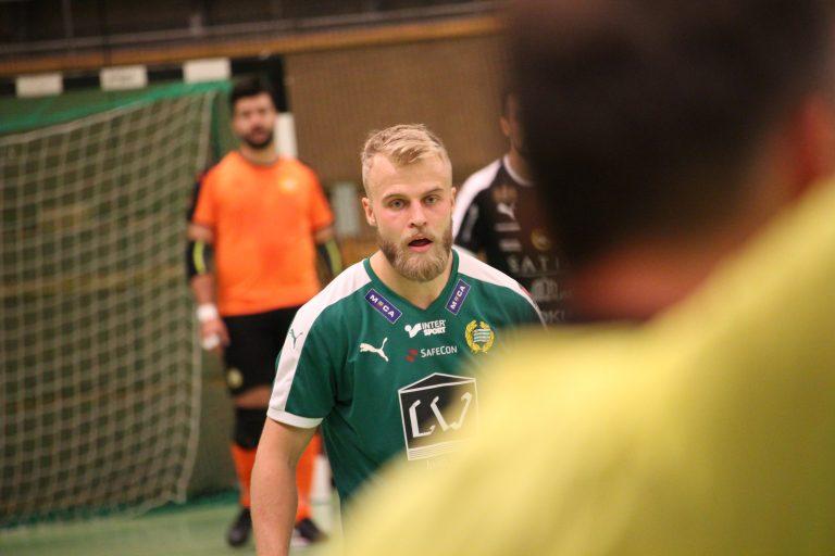 """Holmqvist redo för landslagsdebuten: """"Det man kom hit för"""""""