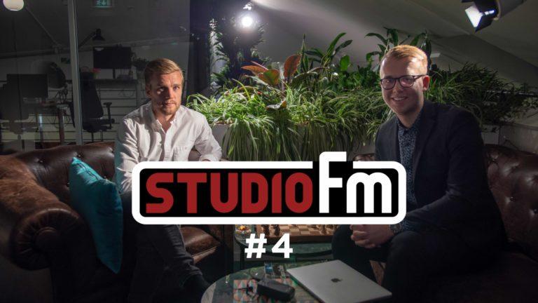 STUDIO FM: Avsnitt 4 – Nicklas Asp och Eldin Kozica
