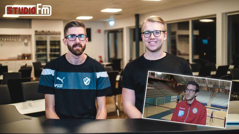 STUDIO FM: Avsnitt 3 – Per Lunnebjer och Petter Florentin