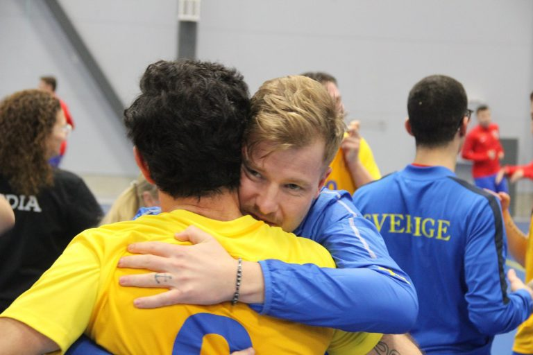 Uddamålsförlust för Sverige i EM-semifinalen