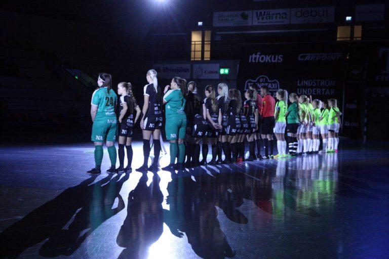 """Örebro FC klart för slutspel: """"Fått ihop det på kort tid"""""""
