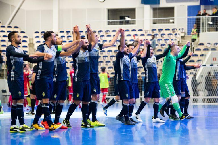 """Belgiske tränaren imponerad av Sverige: """"Förväntar mig en tuff match"""""""