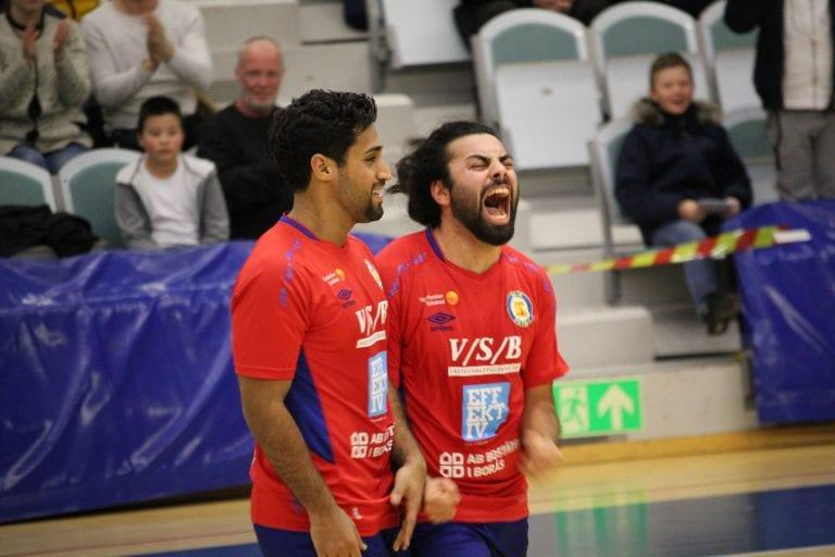 Najafi räddade poäng för Borås mot ÖSK