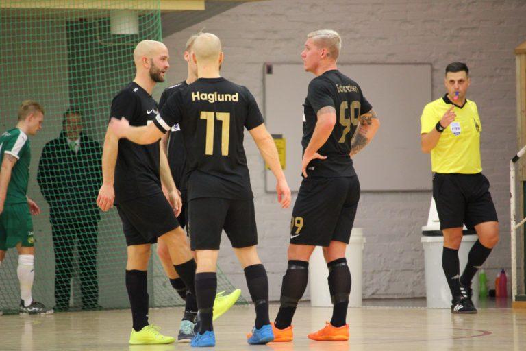 KFUM närmar sig division 1 –  rejäl överkörning från Torslanda