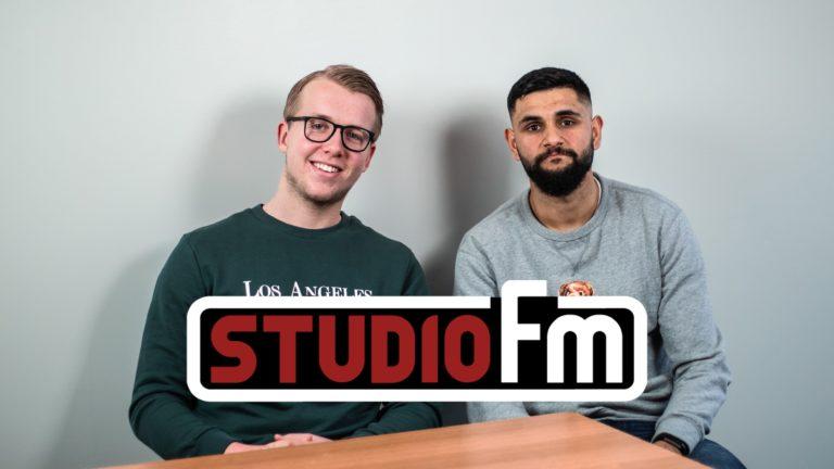STUDIO FM: Avsnitt 6 – Senad Berisha