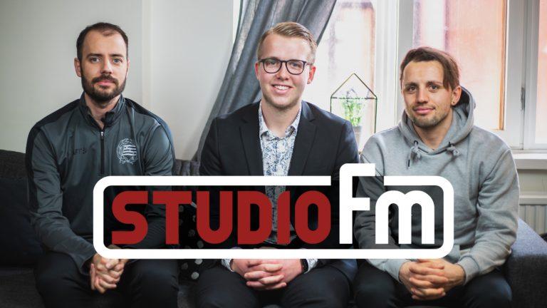 STUDIO FM: Avsnitt 8 – Michel Basberber och Liridon Makolli