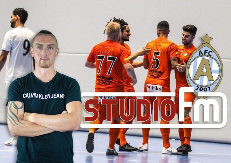"""Solberg om AFC:s chanser i SFL: """"Jag tror att det kan bli svårt"""""""