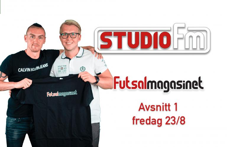 Christopher Solberg ny expert i Studio FM