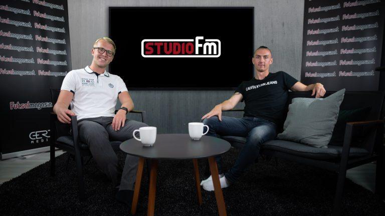 Studio FM – avsnitt 1: Säsongspremiär med vår nya expert och AFC:s sportchef