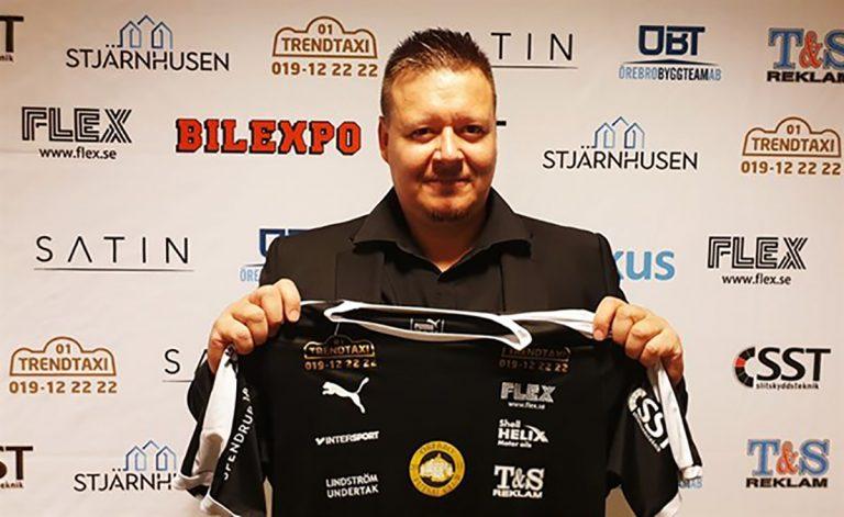 """Örebro FC plockar in förbundskapten: """"Vi ska höja nivån i år"""""""