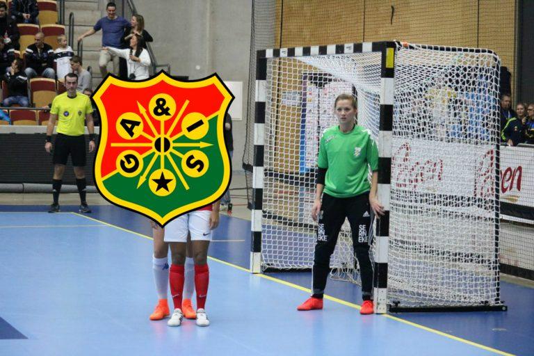 Rykte: Silvermålvakten på väg till Gais Futsal