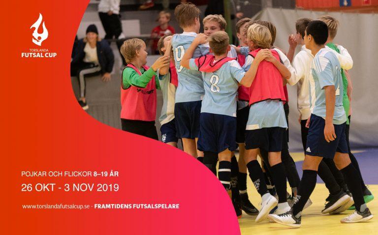 Torslanda Futsal Cup – det självklara valet på höstlovet