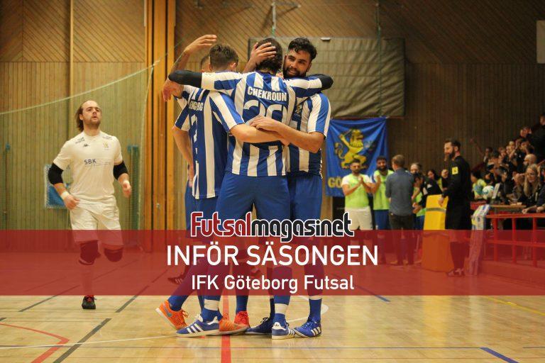 """Tydligt budskap från IFK Göteborgs tränare: """"Vi ska vinna SFL"""""""