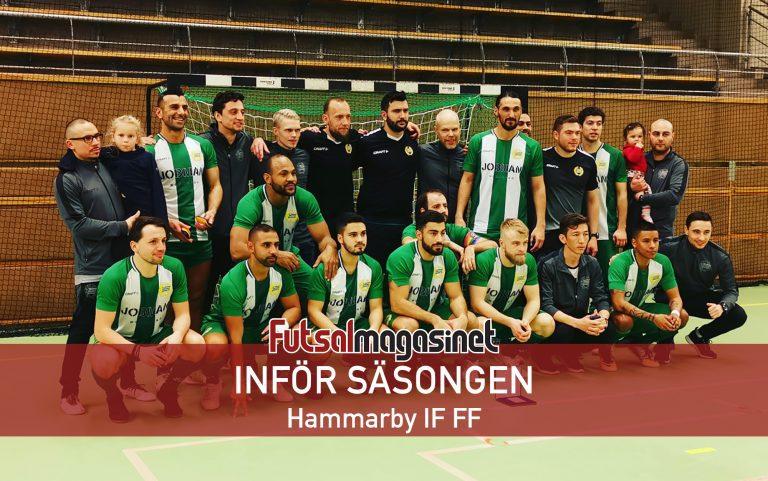 """Hammarby siktar på ny topplacering: """"Vi har bra chanser att vinna guld"""""""