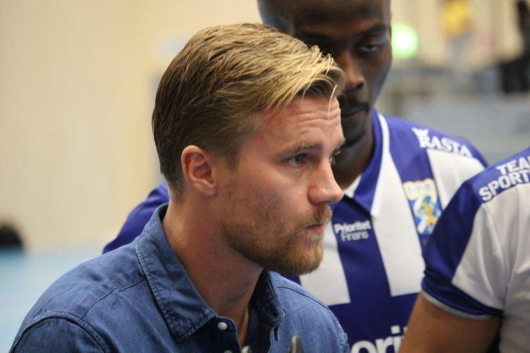 """Nicklas Asp förklarar – därför lämnar han Blåvitt: """"Värkt fram under säsongen"""""""