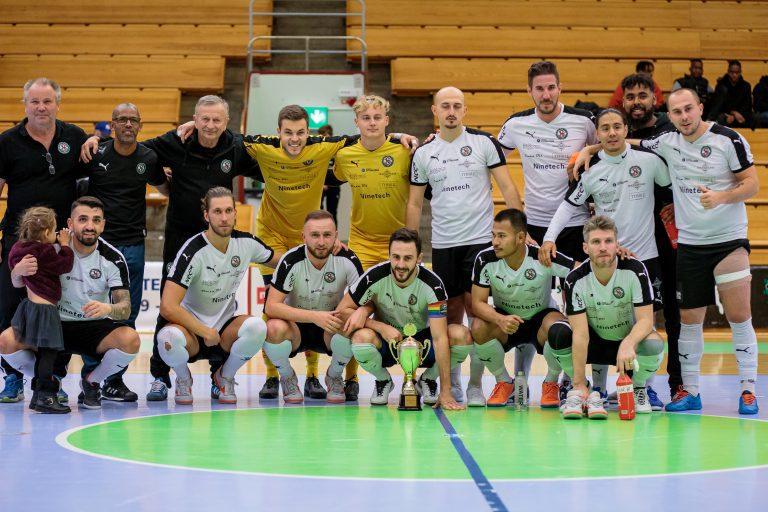 ÖSK vann egna turneringen – körde över ÖFC i finalen