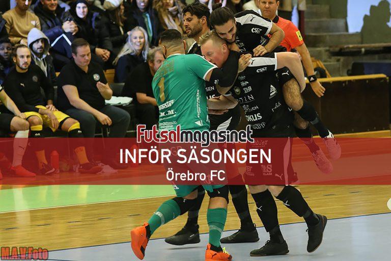 """ÖFC vill bygga vidare på förra säsongen – med nya tränaren vid rodret: """"Han är riktigt bra"""""""