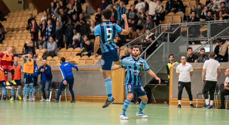 Stor slutdramatik – sen kvittering gav Djurgården säsongens första poäng