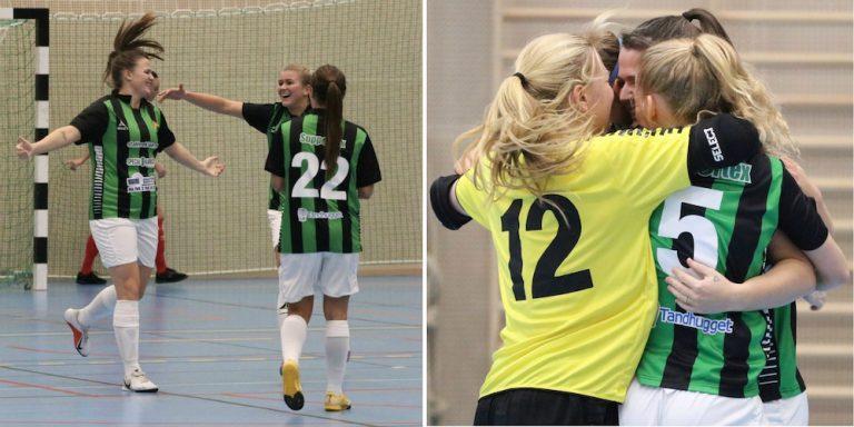 GAIS Futsal starkast i seriefinalen