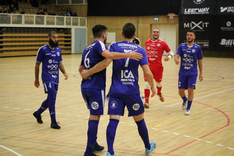 IFK Uddevalla vann stort i Borås