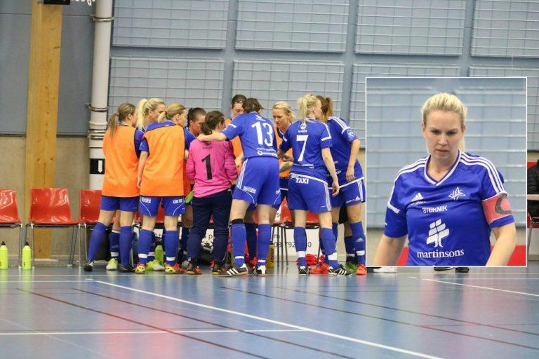 """IFK Åkullsjön blev första laget till slutspel: """"Målsättningen är att slåss om medaljerna"""""""
