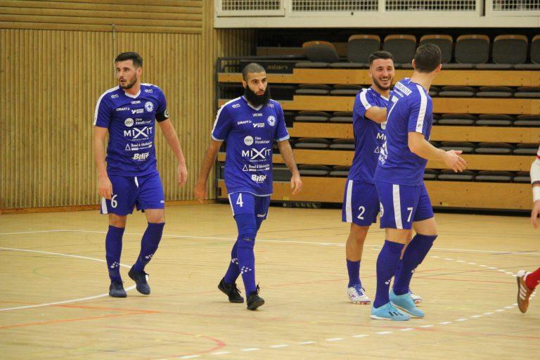 IFK Uddevalla nollade jumbon